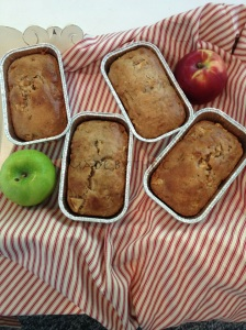 loaves of apple walnut bread_1