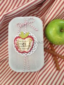 parchment paper apple_1